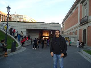 55 horas en Madrid