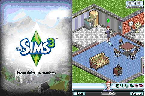 download sims 3 mobile java adventure game. Black Bedroom Furniture Sets. Home Design Ideas