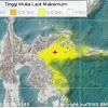 Gempa 6.9 SR Guncang Sulteng, Masyarakat Panik karena Berpotensi Tsunami