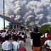 Mount Sinabung, Indonesia volcano eruption: WATCH terrifying moment children flee HUGE ash cloud