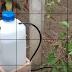 ทำระบบน้ำหยดจากแกลลอนนม