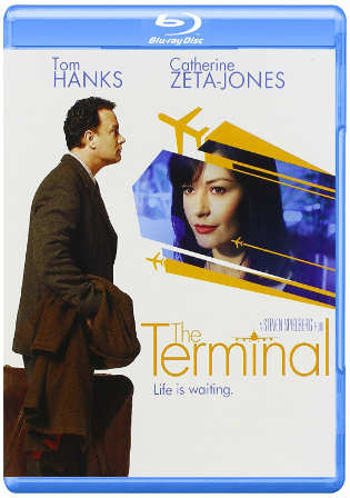 The Terminal 2004 BRRip 400MB Hindi Dual Audio 480p Watch Online Full Movie Download bolly4u