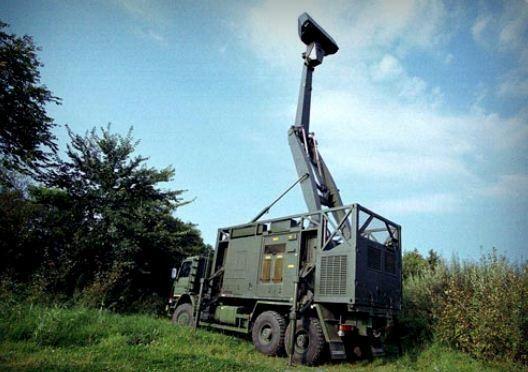 Radar Giraffe