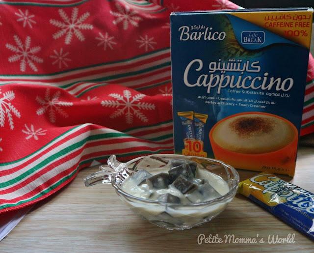 coffee jelly recipe