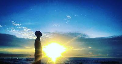 Pantai Jayanti : Foto Sunrise Pantai Jayanti