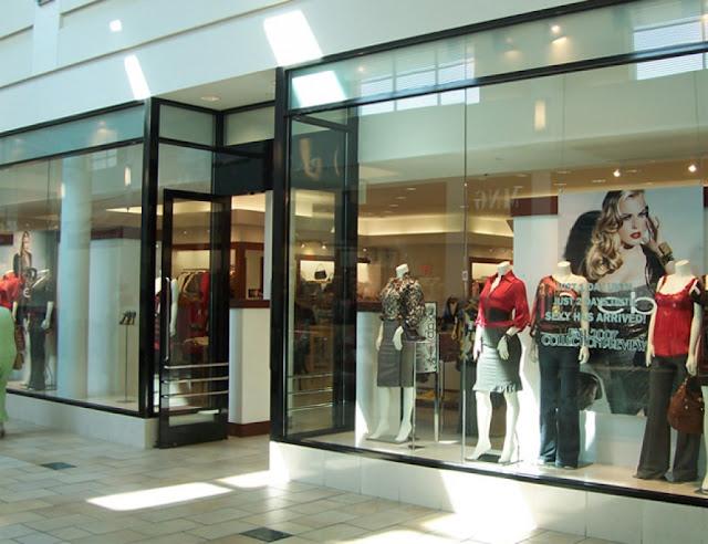 cửa kính cường lực cửa hàng