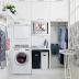 Contoh Desain Ruang Cuci Baju Minimalis Kecil