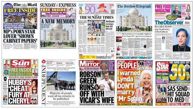 front pages 17-03-16