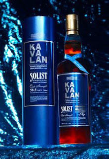 Kavalan Solist Vinho Whisky