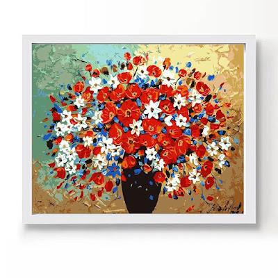 Tranh son dau so hoa tai Quan 11