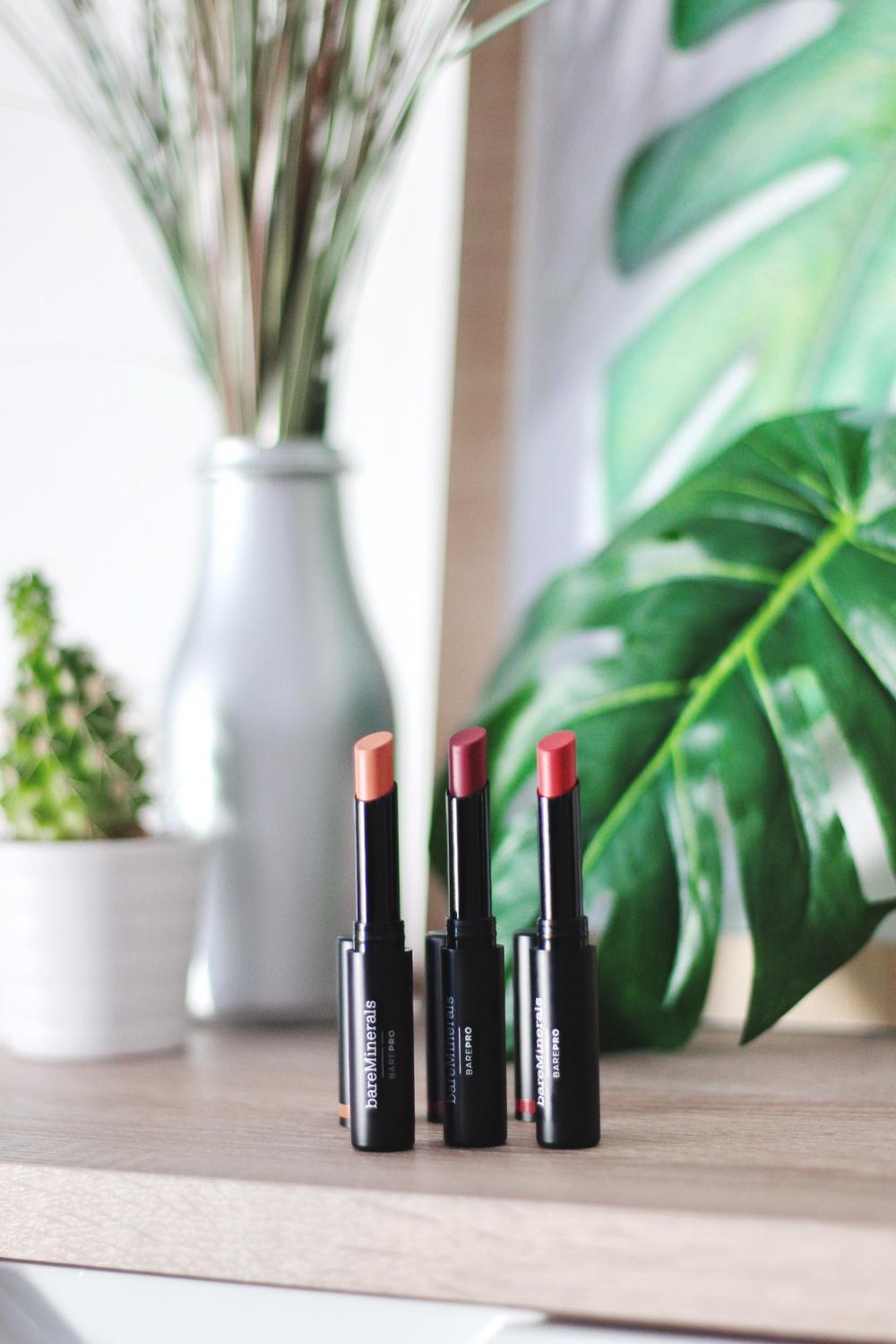 bareMinerals BarePro Lipstick Review