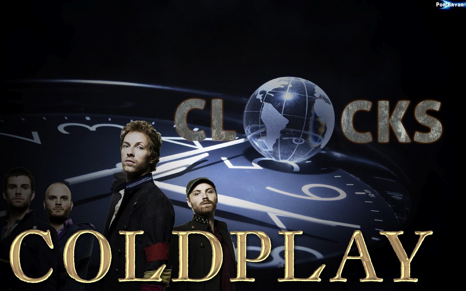 Coldplayclocks