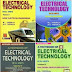 A Text Book Of Electrical Technology Vol.1+2+3+4 By BL Theraja PDF Free Download