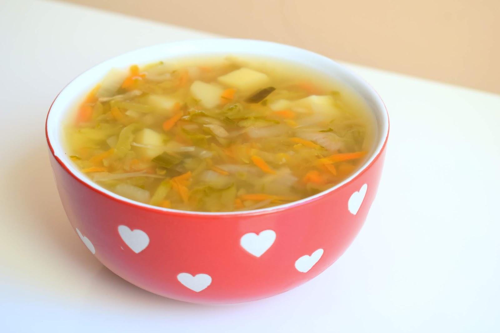 Zdrowie Na Jezyku Prosta Zupa Ogorkowa Bez Miesa