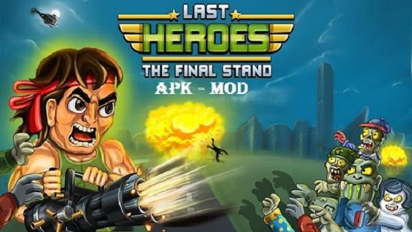 Download Last Heroes Mod Apk Unlimited Money