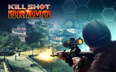 Kill Shot Bravo V2.1 Apk MOD Lots Of Bullets