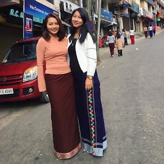 Miss Mizoram 2018 hi an contest ve ang em