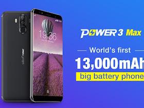 Gokil!! Smartphone ini memiliki kapasitas baterai 13.000mAh!! - Responsive Blogger Template