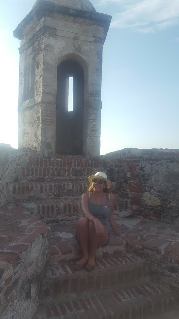 Castelo San Felipe de Bajaras - Cartagena
