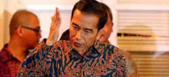 Jokowi: Saya Kejar Terus, Jangan Mau Dikompori, Pilih Yang Terbaik