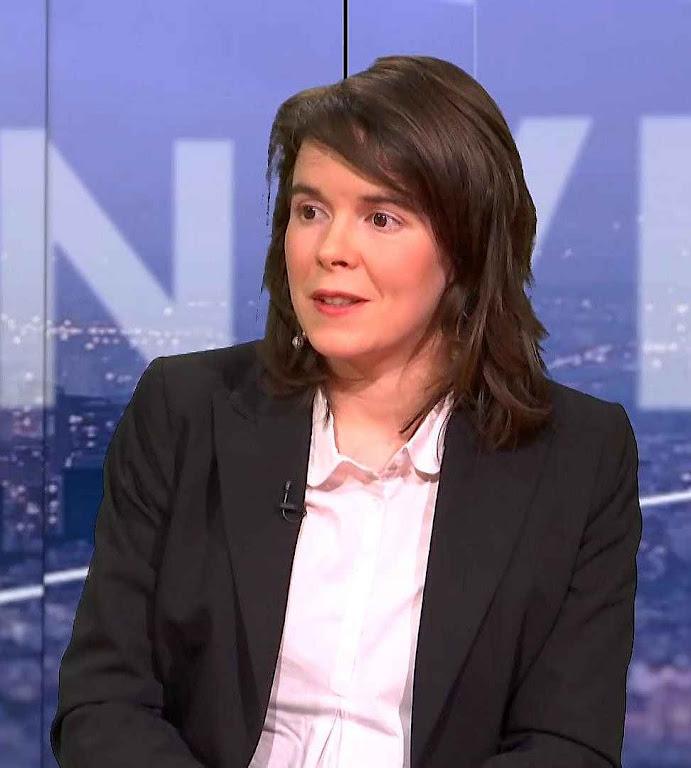 Ingrid Riocreux, professora na Universidade da Sorbonne, Paris