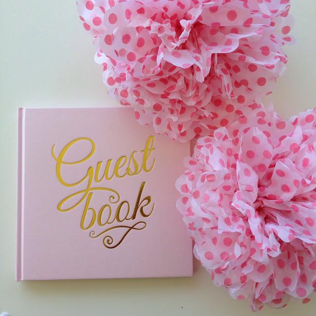 guest book . wedding day