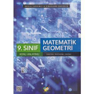 FDD 9.Sınıf Matematik Geometri Konu Anlatımlı 2017
