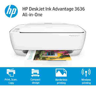 HP DeskJet 3636 Manual