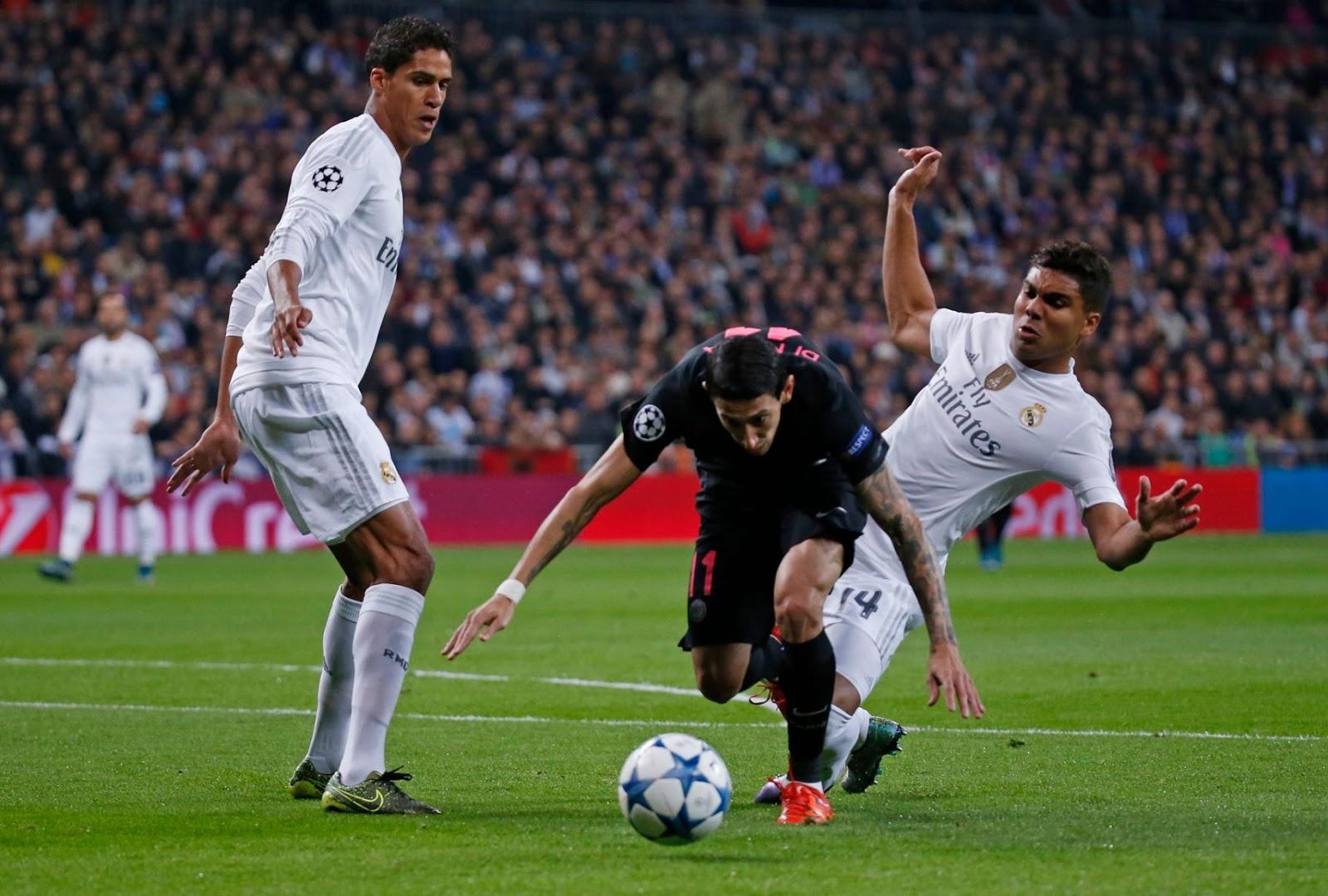Prediksi Champions League Real Madrid Vs PSG 27 November 2019