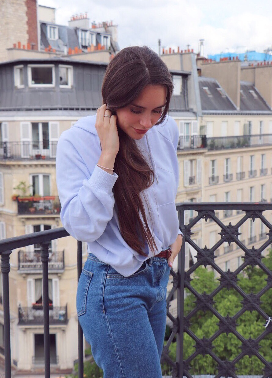 blogueuse mode coiffure