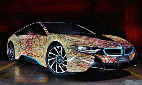 BMW i8 Futurism Edition Spec Review