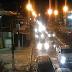 Trânsito intenso na Jaguarari x Bernardo Vieira