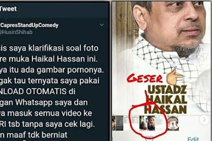 JEBRET! Unggah Foto Ustadz Haikal, Politikus PSI Ini Ketahuan Simpan Gambar Tak Senonoh
