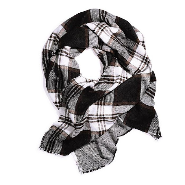 mark. Blanket Check Scarf $26.00. Shop Scarf >>>