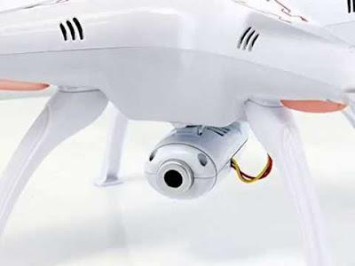 Spesifikasi Drone Syma X5SC - GudangDrone