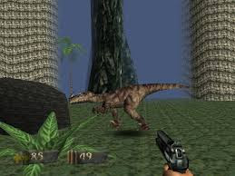 Free Download Turok Dinosaur Hunter N64 For PC Full Version - ZGASPC