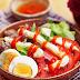 Salad trộn thịt bò xào thơm ngon đậm đà hỗ trợ tăng chiều cao hiệu quả