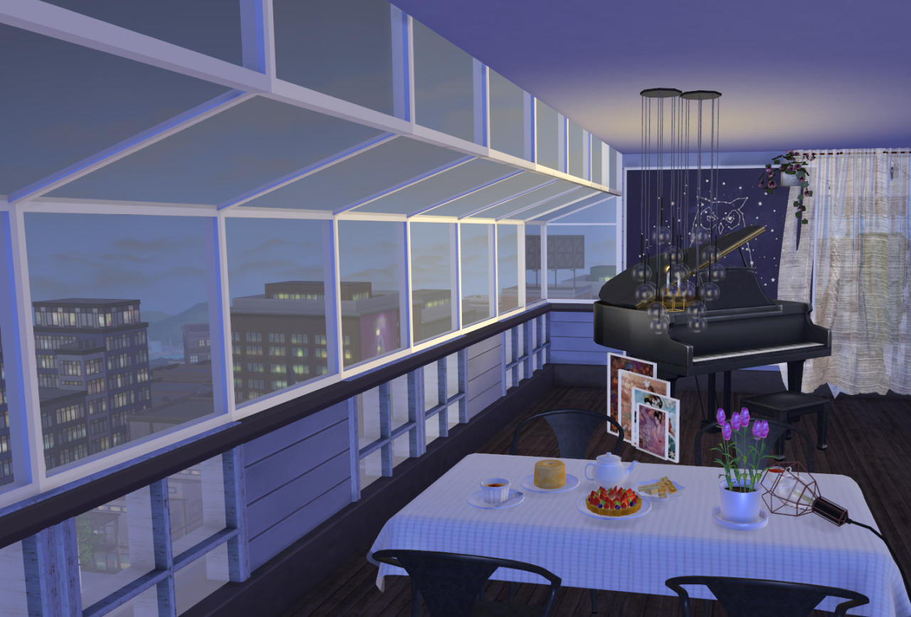 Window By Minc's Fake Best The Sims Sims4 4 - Only Cc's