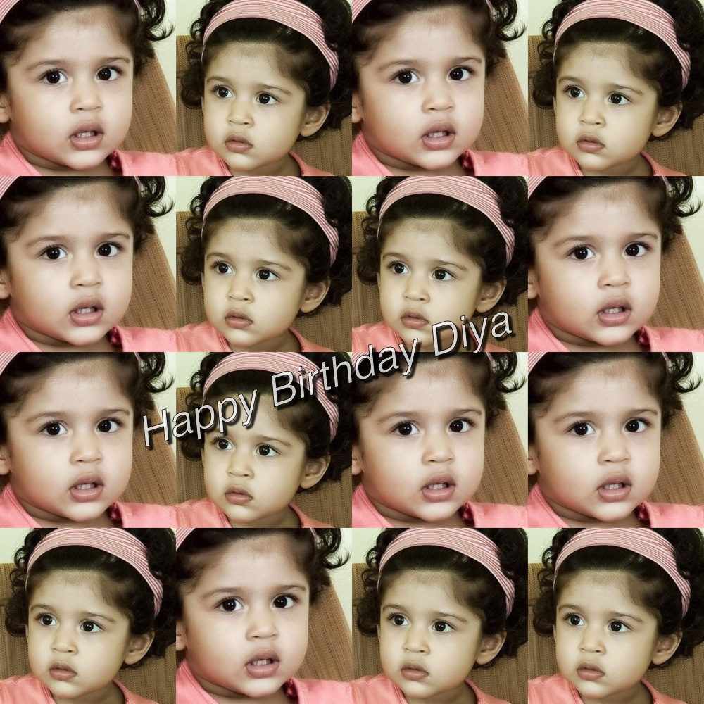 Happy Birthday Diya ♥ | Actor Surya Blog