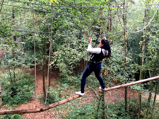 Go Ape, Black Park - London days out - UK lifestyle blog