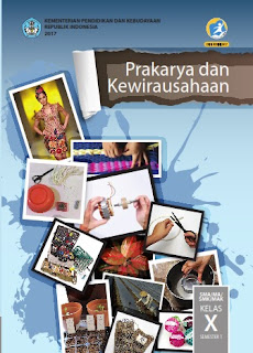 Buku Prakarya dan Kewirausahaan (PKWU) SMP, SMA Kurikulum 2013 Revisi 2017
