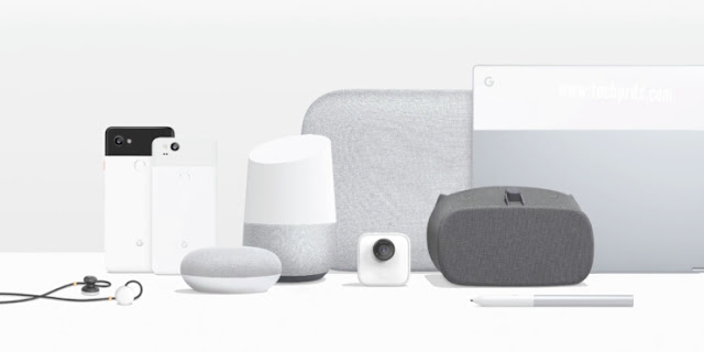 Here's Everything Google Announced At Its Pixel 2 Event 2018