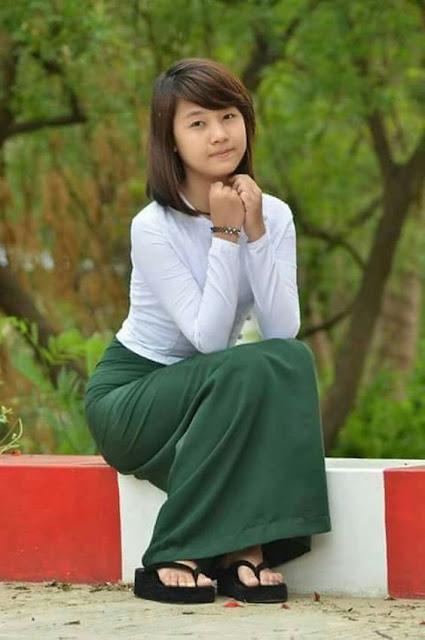 Kumpulan Foto Wanita Cantik Di Myanmar - liataja.com