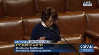 Maxine Waters Questions Patriotism Of Trump Supporters From House Floor