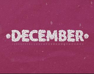 December month image