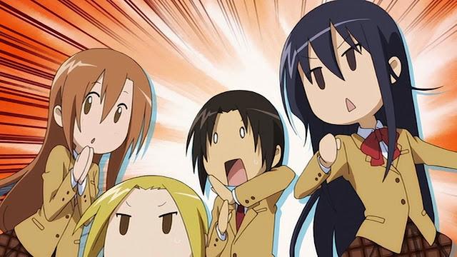 Seitokai yakuindomo - anime comedy yang lucu kocak dan ngakak untuk dilihat