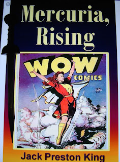 Portada del libro Mercuria, Rising, de Jack Preston King