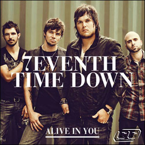7eventh Time Down - Alive in You 2011 English Christian Single