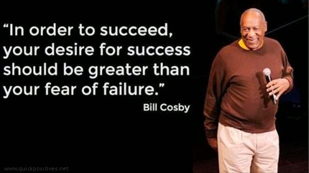Quote of the Day!!! By Bill Cosby