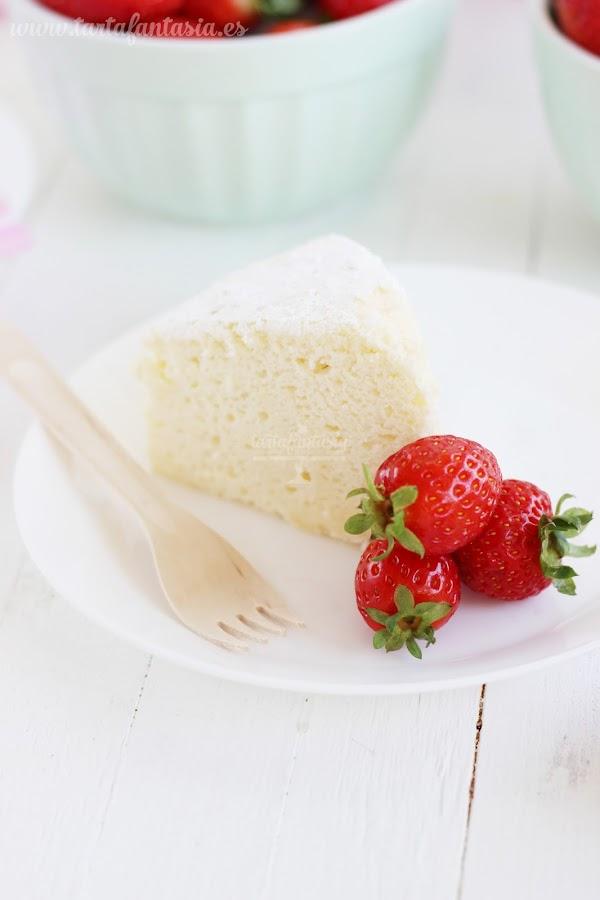 Cómo hacer un Pastel Japonés